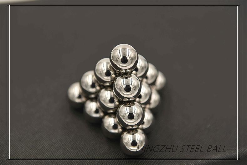 吴中不锈钢钢球420φ15.0812mm-23.8125mm