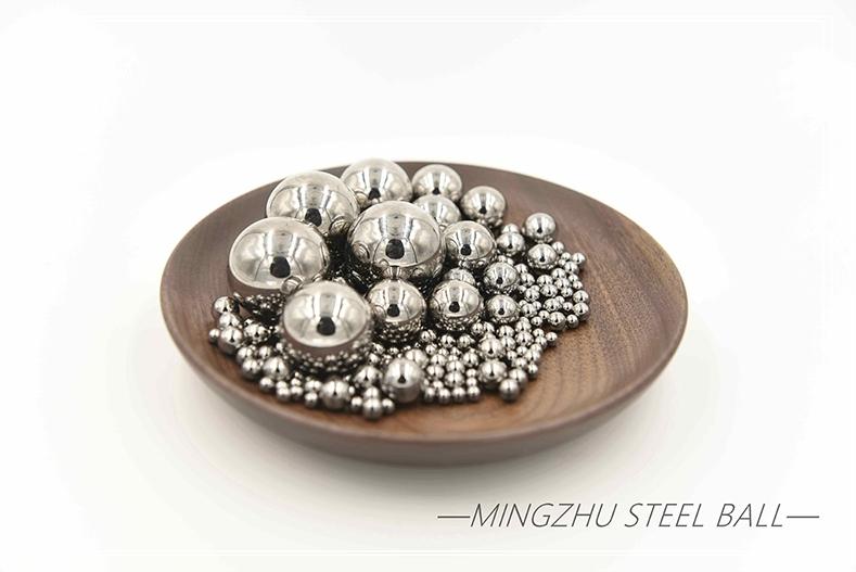 吴江不锈钢钢球420φ33.338mm-38.10mm