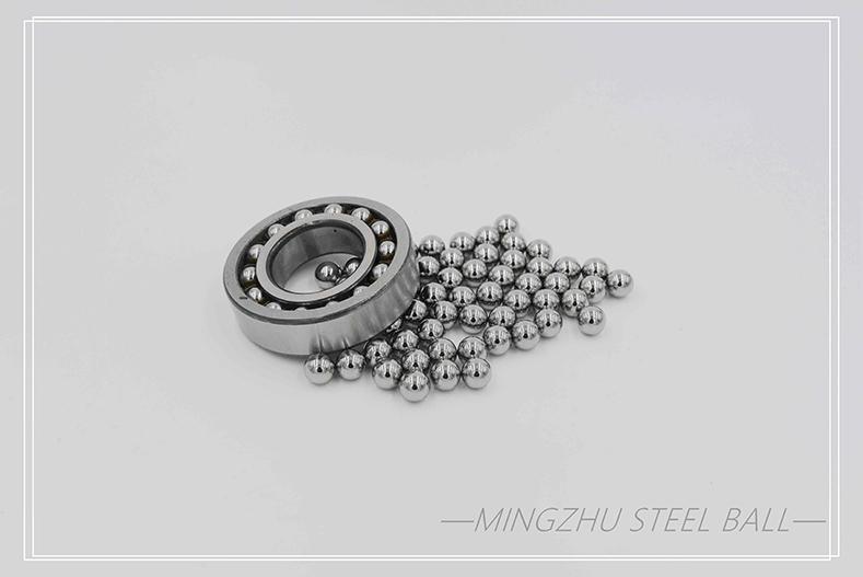 吴中不锈钢钢球420φ6.35mm-7.1438mm